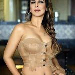 Ritu Shivpuri Actress Judging Beauty Pageant